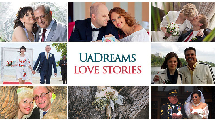 uadreams.com – love stories