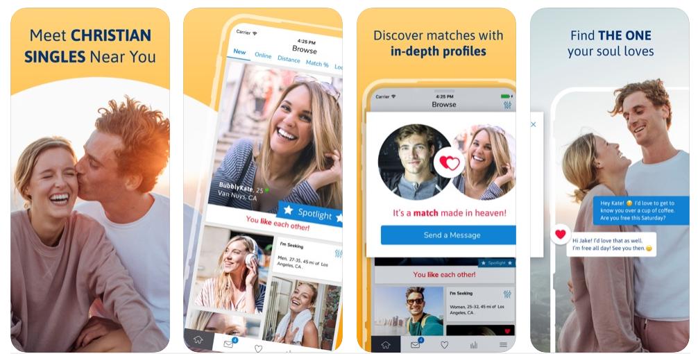meet Christian singles near you