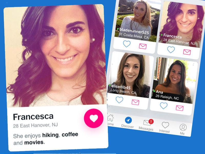 match.com ladies profile image